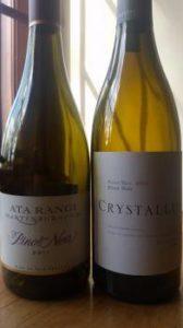 SA vs New Zealand Pinot Noir
