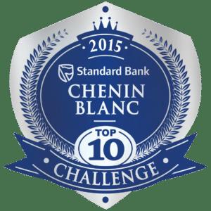 Standard Bank Chenin Blanc Top 10 Challenge 2015 logo