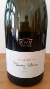 KWV The Mentors Chenin Blanc 2014