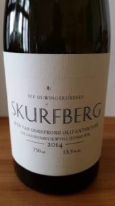 The Old Vine Series Skurfberg 2014