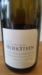 The Fledge & Co. HoekSteen 2014