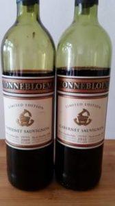 Zonnebloem Limited Edition Cabernet Sauvignon 2009 vs 2011