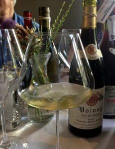 Celebrating burgundy