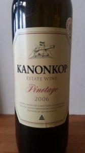Kanonkop Pinotage 2006