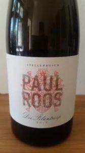 Paul Roos Die Filantroop 2014