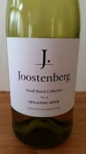 Joostenberg Small Batch Collection Spaanse Spek 2011