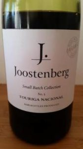 Joostenberg Small Batch Collection Touriga Nacional 2014