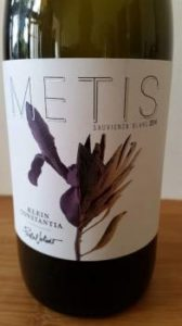 Metis Sauvignon Blanc 2014, Metis Sauvignon Blanc 2014