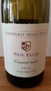 Neil Ellis Vineyard Selection Cinsaut Noir 2012