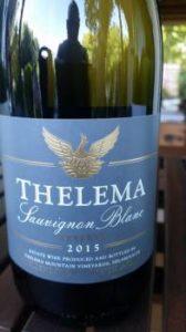 Thelema Sauvignon Blanc Reserve 2015