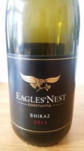 Eagles' Nest Shiraz 2013, Eagles' Nest Shiraz 2013