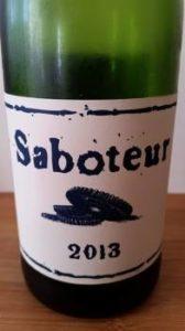 Luddite Saboteur 2013