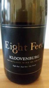 Kloovenburg Eight Feet Red 2013