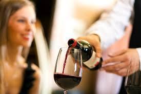 Restaurant wine service