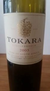 Tokara White 2005