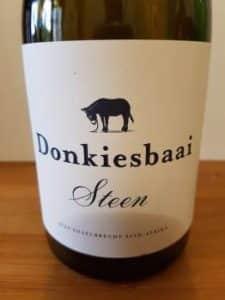 Donkiesbaai Steen 2015