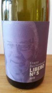 Franz Beckenbauer Libero No 5 2015
