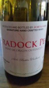 JH Meyer Cradock Peak Pinot Noir 2014