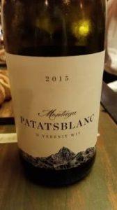 Patatsblanc 2015