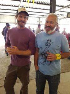 Kyle Dunn and Adi Badenhorst