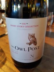 Neethlingshof The Owl Post Pinotage 2014
