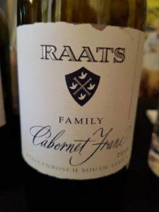 Raats Cabernet Franc 2013