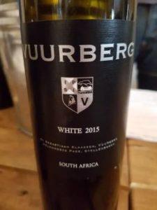 Vuurberg White 2014