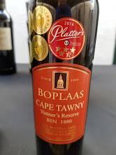 Boplaas Cape Tawny Bin 1880 NV