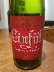 Darling Cellars Cinful Cinsault 2014