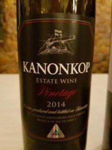 Kanonkop Black Label Pinotage 2014