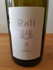 Rall White 2015