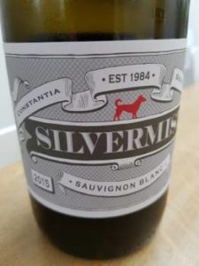 Silvermist Sauvignon Blanc 2015