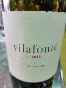 Vilafonté Series M 2013