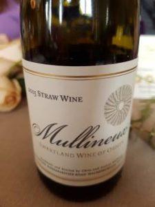 Mullineux Straw Wine 2015