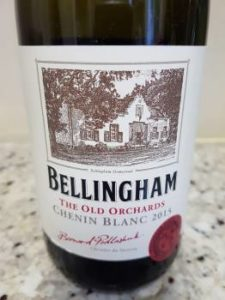 Bellingham Homestead The Old Orchards Chenin Blanc 2015, Bellingham Homestead The Old Orchards Chenin Blanc 2015