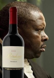 Judge Hlophe and Domaine Brahms - a relationship now terminated.