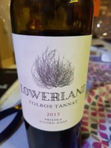 Lowerland Tolbos Tannat 2015