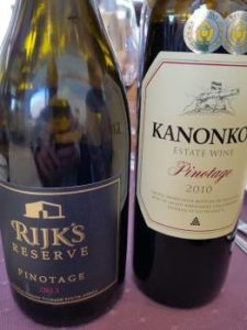 Absa Top 10 Pinotage competition 2016 winners, Absa Top 10 Pinotage competition 2016 winners