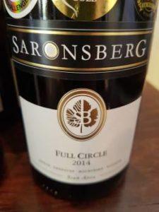 Saronsberg Full Circle 2014
