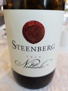 Steenberg Nebbiolo 2014