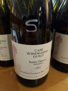 Bartho Eksteen Vloekskoot Sauvignon Blanc Wooded 2015