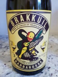 Brakkuil Barbarossa 2015