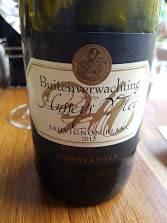 Buitenverwachting Husseys Vlei Sauvignon Blanc 2012