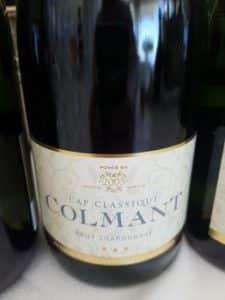 Colmant Brut Chardonnay NV