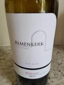 Almenkerk Merlot 2013