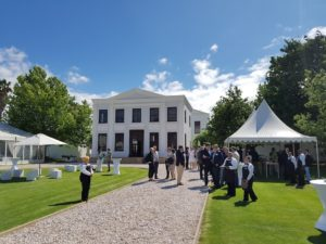 De Wetshof - venue for the biannual Celebration of Chardonnay.