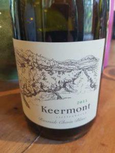 Keermont Riverside Chenin Blanc 2014