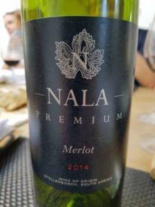 Nala Premium Merlot 2014
