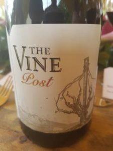 Stellenzicht The Vine Post Pinotage 2014