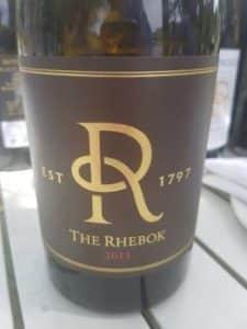 The Rhebok 2013